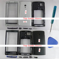 Full Housing Fascia Chassis Cover For Sony Ericsson For Xperia X10 X10i X10a With Button Repair Part White Black
