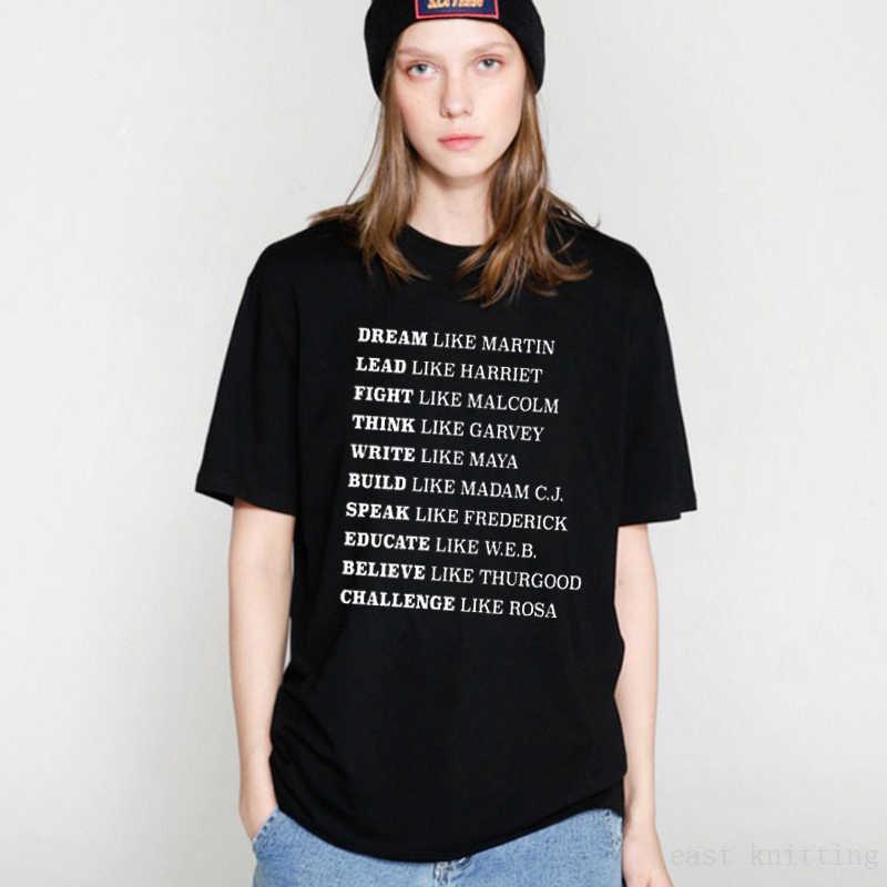 WT0148 Yeni Kadın Moda Rüya Gibi Martin Baskı Tee Gömlek Kısa Kollu Kız Harfler Üstleri