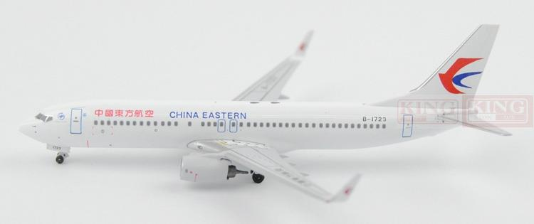 PandaModel China Eastern Airlines B-1723 1:400 B737-800/w commercial jetliners plane model hobby pandamodel all kinds of car ferry bus 1 400 air china eastern airlines xiamen airlines ground jetliners plane model hobby