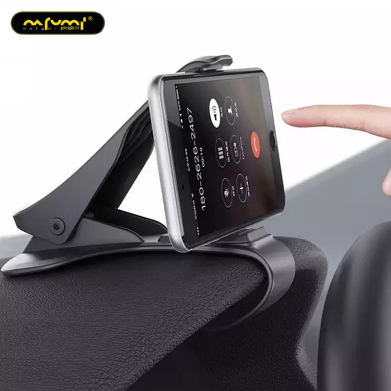 Universal Dashboard Car Phone Holder 360 Degree Mobile Phone Stand Holder Grip in Car Adjustable Cell Support Phone Holder Mount in Phone Holders Stands from Cellphones Telecommunications
