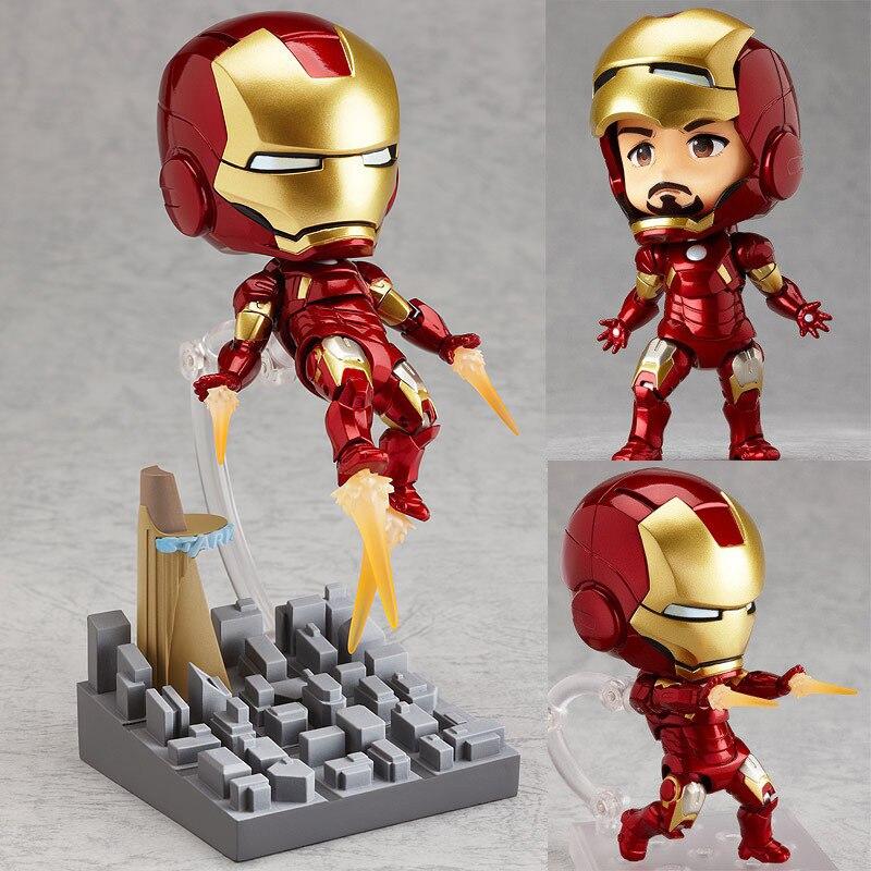 Figura de Ação do Homem Infinito Guerra Capitão América Vingadores