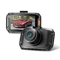 For Ambarella A7LA70 GS90C Car DVR GPS Logger 1296P HD 2 7Inch Screen Night Vision 170