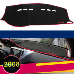 Auto Protector Cover Instrument Dashboard Avoid Light Pad Mat for 2014 2015 2016 Peugeot 2008 Carpets Sun Block SunShades