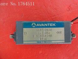[BELLA] AVANTEK SA85-0620 1,0-2,0 GHz 15 V SMA niedrige noise amplifier