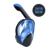 Swimming Mask For Diving Scuba Dive Full Face Snorkeling Masks Underwater Anti Fog Mask Swimming Spearfishing Diving Equipment