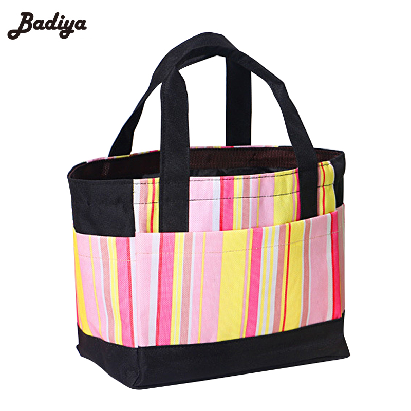 2017 New Arrival Lunch Bags For Teenager Girls Lunch Bag For Women Large Capacity Picnic Bag Waterproof Handbag Fashion Female