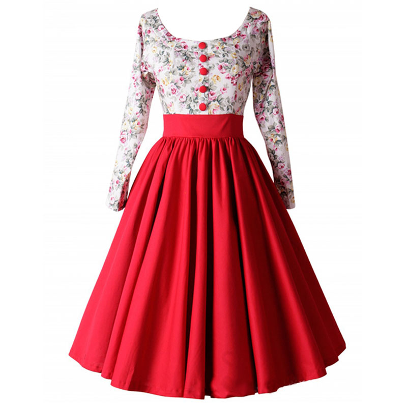 1950 s style dresses 0 36