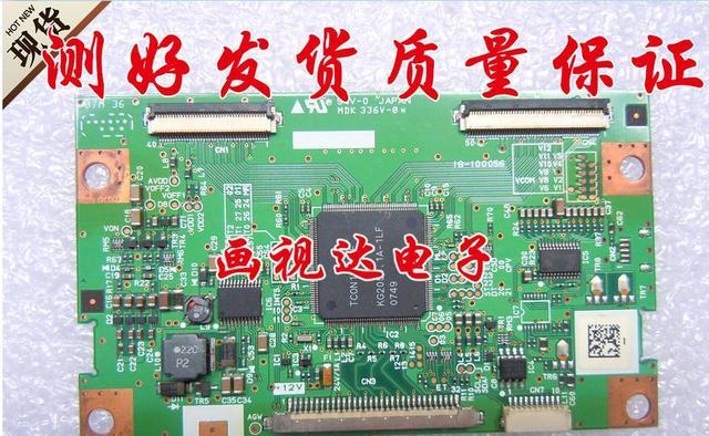 tlm32e29 logic board mdk 336v-0n 19100056 screen ax080d002f