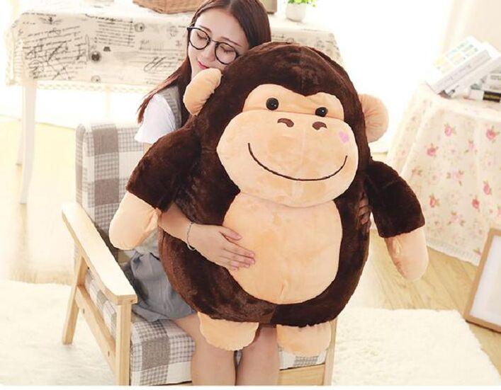 stuffed plush toy large 70cm cartoon fat orangutan plush toy soft doll hugging pillow ,christmas gift b1437 stuffed toy large 80cm cartoon pig doll soft plush toy throw pillow home decoration birthday gift h2846