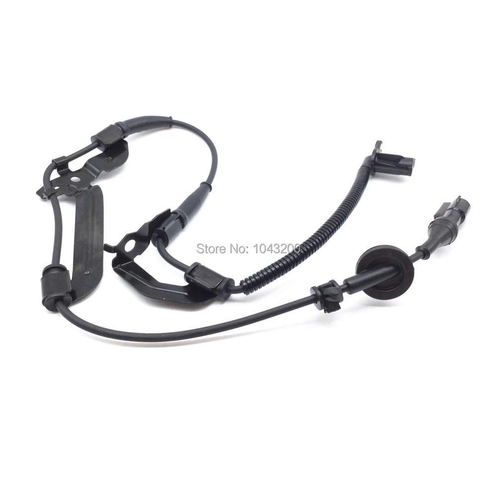 hight resolution of  yl8z 2c204 ab new abs wheel speed sensor front right for ford escape 2008