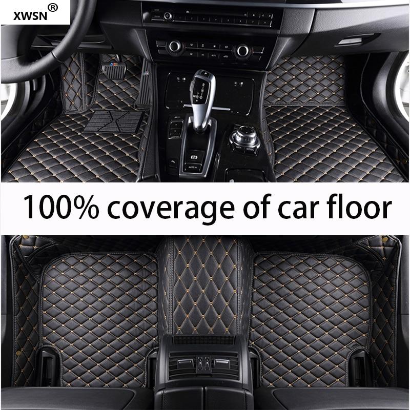 XWSN custom car floor mats for chrysler 300c chrysler voyager Auto accessories car matsXWSN custom car floor mats for chrysler 300c chrysler voyager Auto accessories car mats