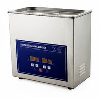 Free shipping Parts ultrasonic cleaning machine electronic parts washing machine small ultrasonic cleaner factory NEW