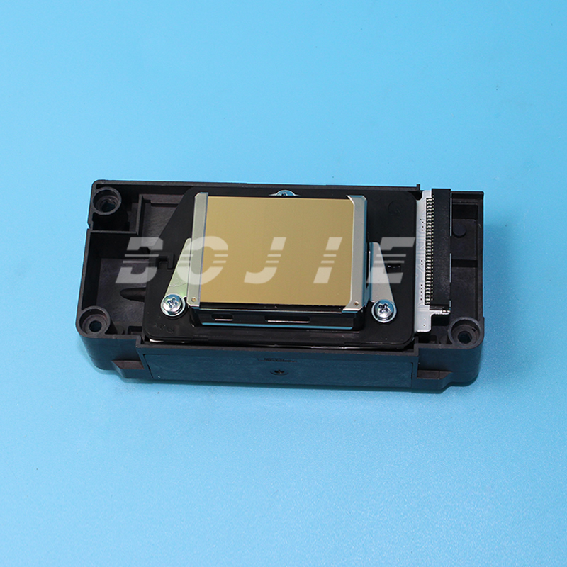 Desbloqueado F1860010 à base de solvente ECO cabeça de impressão dx5 para Mutoh impressora RJ900C