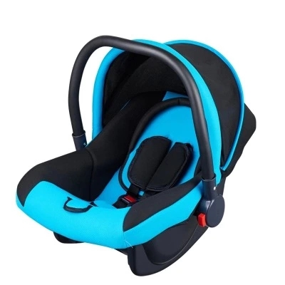 Baby cradle basket type vehicle child safety seat newborn baby car cradle and hand in hand to shopping basket 0cm in diameter large space baby hand footed printing mud set newborn baby hand and foot print hundred days old gift souvenir
