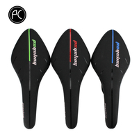 PCycling Bicycle Saddle Comfort MTB Road Cycling Seat Cushion Bike Non Slip Saddle Seat Soft Gel