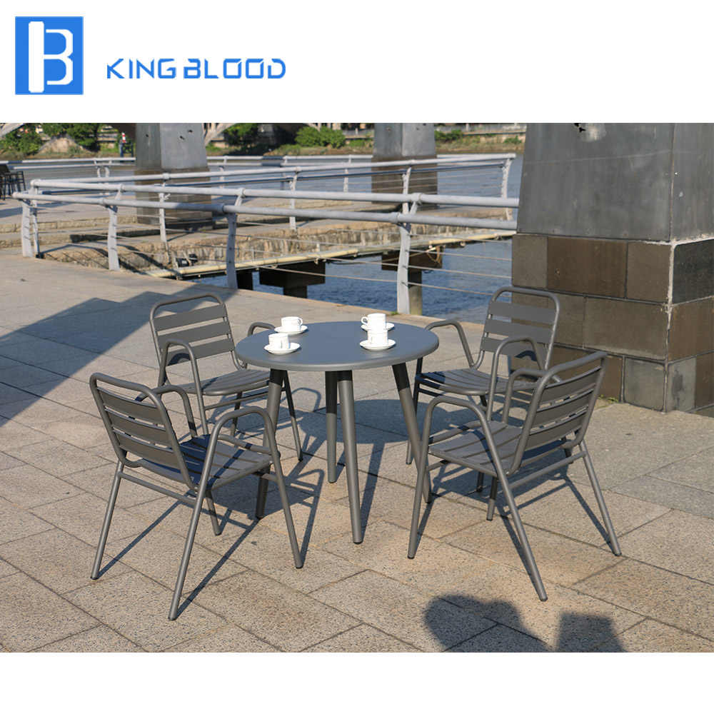 Garden Rattan Outdoor Patio Furniture Table and Chairs Dining Sets