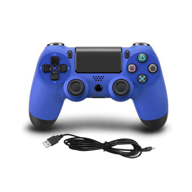 consoles For PS4 USB Wired Connection Game Gamepad Controller 8 ...