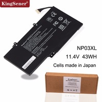 KingSener Laptop Battery NP03XL for HP Pavilion X360 13 A010DX TPN Q146 TPN Q147 TPN Q148 HSTNN LB6L 760944 421 15 U010DX