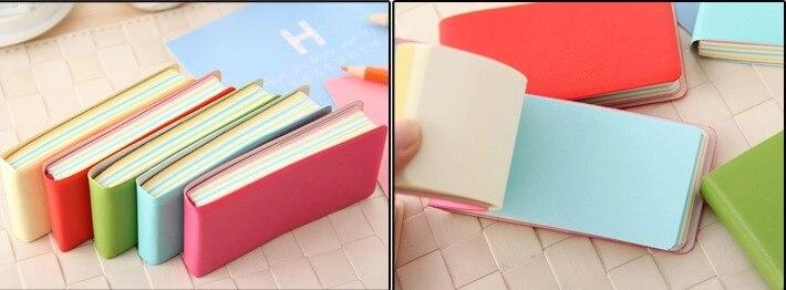 Показать вашу улыбку мини-журнал Тетрадь милый дневник планировщик карман Школа изучения повестки дня Блокнот памятка