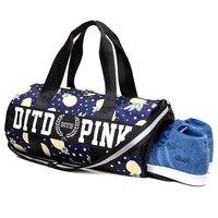 Women S Sports Gym Bag Handbag Men S Nylon Outdoor Bag Fitness Training Shoulder Yoga Bag
