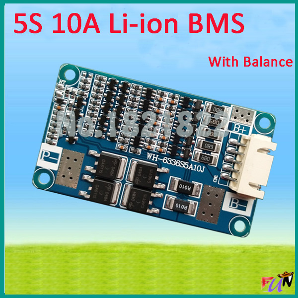 222v pcm protection circuit module for 6s liion lipo