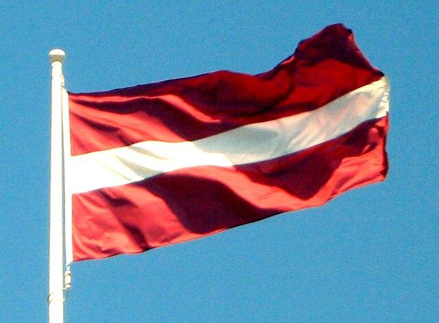 frete grátis para a letónia bandeira novo 90x150 cm bandeira letão