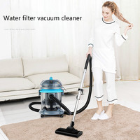 1200W Water filtration Bucket vacuum cleaner Household Commercial Wet and dry Strong Dust removal Water absorption