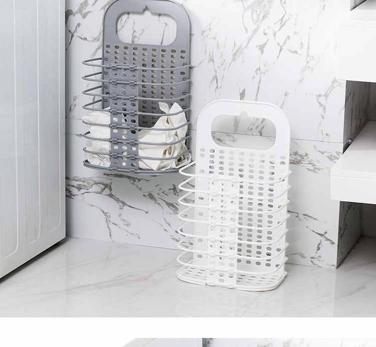 Laundry Basket foldable Folding Laundry Basket Dirty Clothes Storage Washing Bag  Clothing toy storage basket Dirty hamper