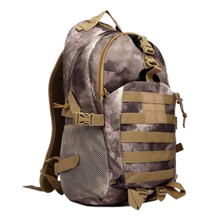Sports de plein air randonnée Camouflage sacs à dos armée militaire tactique sac à dos voyage Camping unisexe sacs Tacticas Mochila sac à dos