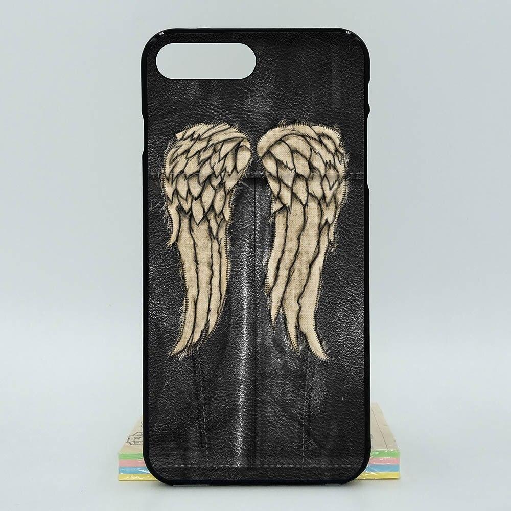 For Apple iPhone 8 Plus Daryl Dixon Symbol Walking Dead 2D