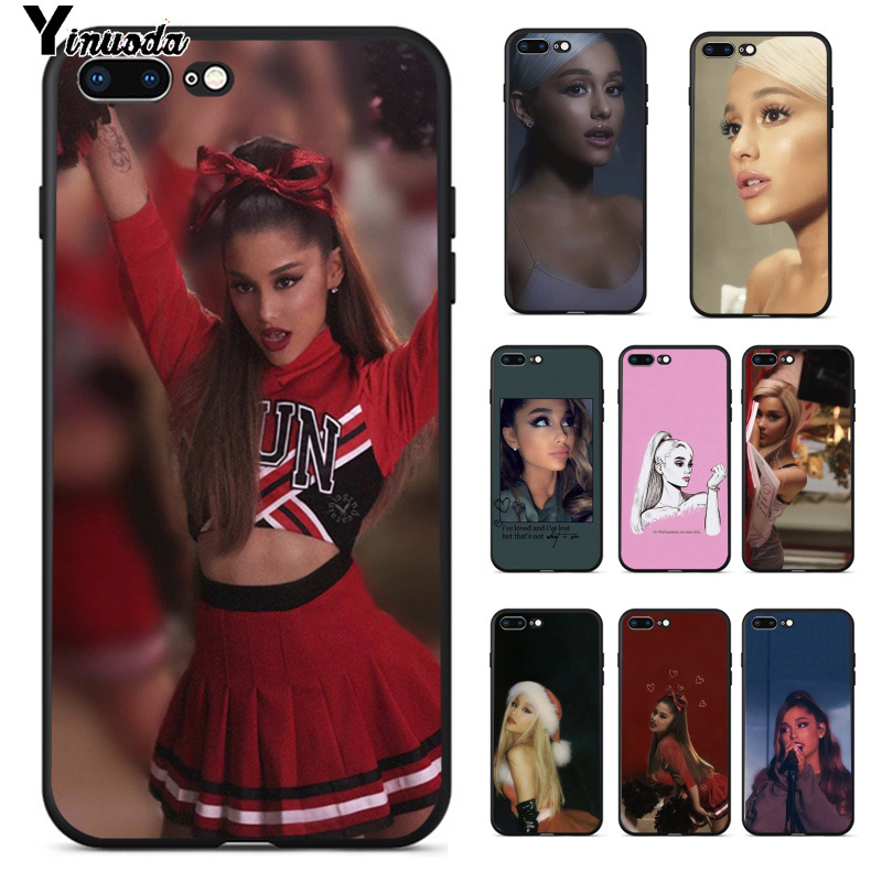 Cellphones & Telecommunications Reasonable Yinuoda Ariana Grande Ag Rainbow Sweetener Newly Arrived Phone Case For Iphone 8 7 6 6s Plus X Xs Max 5 5s Se Xr 10 Cover