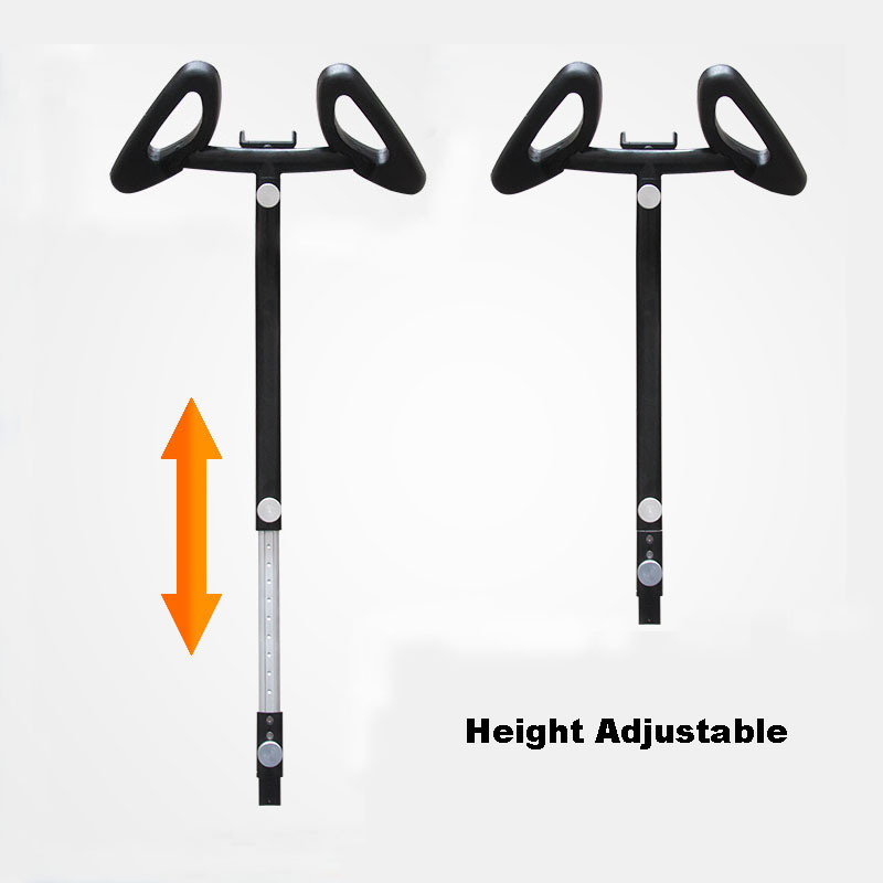 Xiaomi Mini Scooter Handle Adjustable Extension Handrail Hand Control Lengthening Armrest for Xiaomi Mini Wheel Blance Scooter-in Scooter Parts & Accessories from Sports & Entertainment