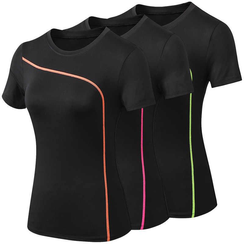 Дизайн новой женской одежды 2019 топы спортивные для женщин майка для тренажерного зала фитнес топ короткие спортивные рубашки теннисные майки Йога Рубашка