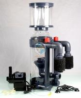 Boyu DG 2520 1400L/H 20W Hanging On Marine Fish Tank Aquarium Protein Skimmer Double Tube Separator for 400 600L Salt Water Tank