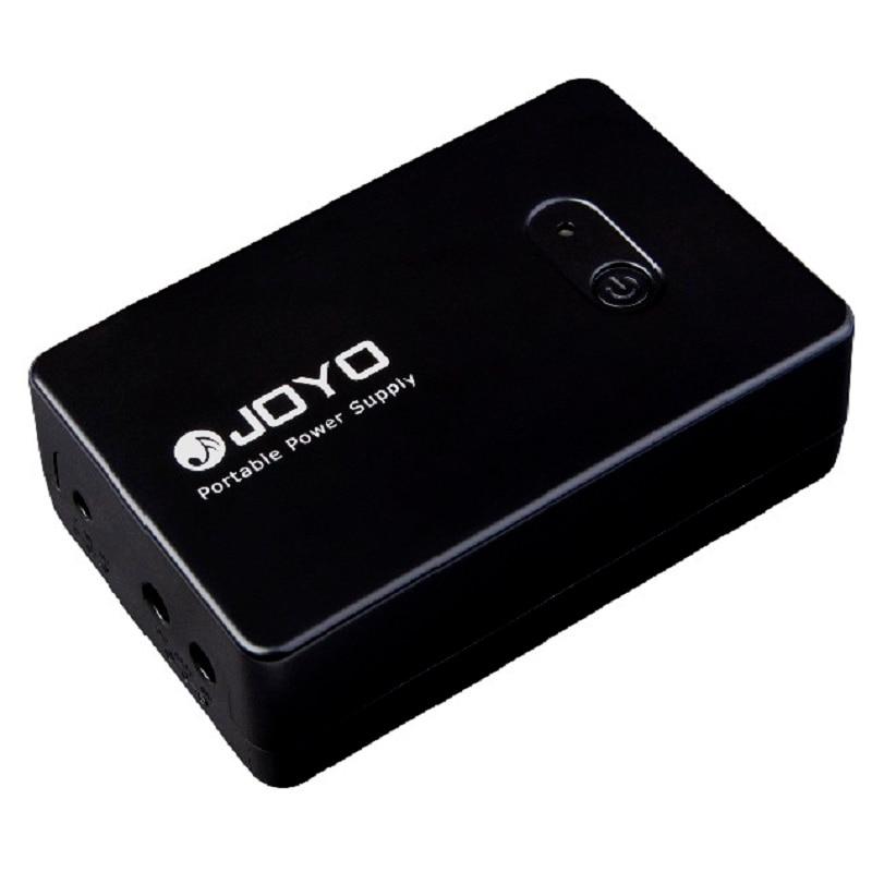 Batterie Rechargeable portative d'alimentation d'énergie de pédale de guitare électrique 2000mA sortie LED PSU pour des pédales d'effet de guitare