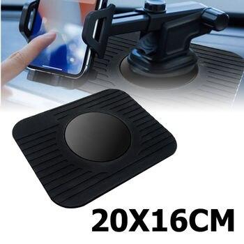 Ultra Thin Car GPS DVD Dashboard Mount Holder Dash Mat For Satnav Navman