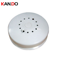 2688 2in One Independent Fire Heat Alarm Smoke Detector Sensor Horn Heat Detector Temperature Detection Heat