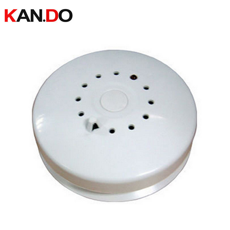 2688 2in one independent Fire heat Alarm +smoke detector sensor horn Heat Detector temperature detection heat sensor smoke alarm long yi taishan jade rat necklace body wangcai anti villain 8000386