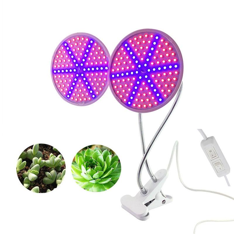 Grow Plant Light Lamp 126 LED Bulb Seed Flower Plants