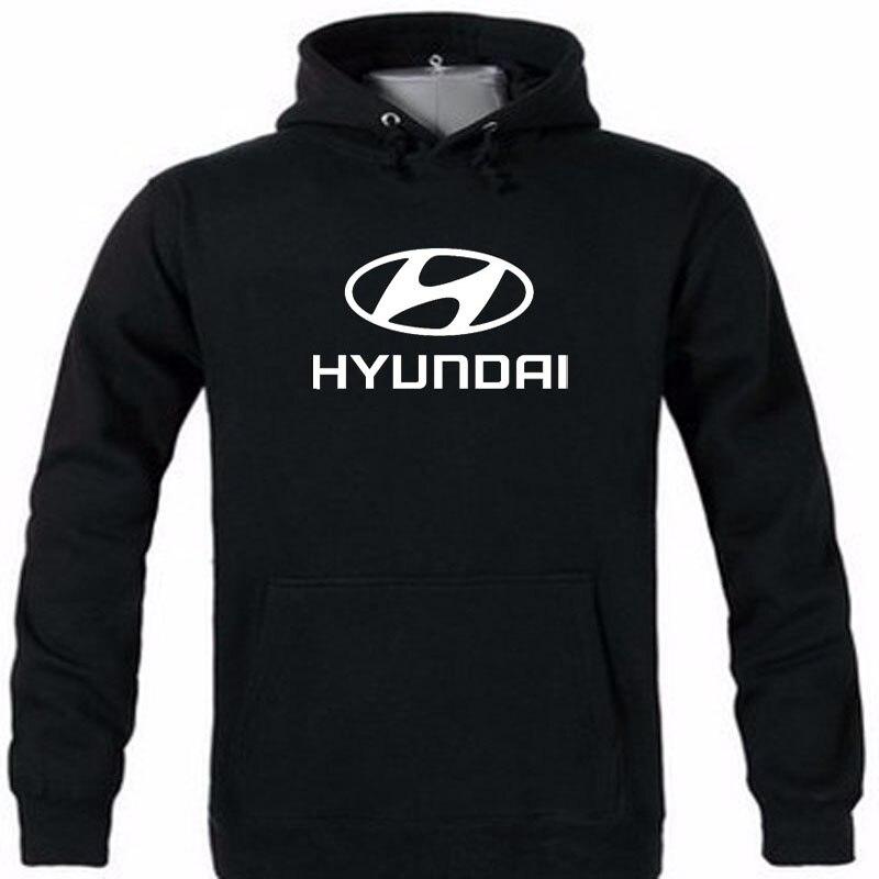 Automne et hiver nouveauté Hyundai logo imprimé pull à capuche sweat à capuche sweat à capuche pull à capuche vêtements