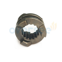 OVERSEE Clutch Dog 3B2 64215 0 Replaces For 9 8HP 2 stroke Tohatsu Nissan Outboard Engine
