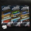 2017 The Fast And The Furious 8 Metal Diecast Toy Car for kids toys 1:55 loose estrenar en la acción para los niños