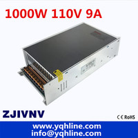 Factory 1000W Switching Power Supply output 110v 9a Transformer AC TO DC SMPS for LED Light CNC Stepper