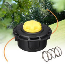 TTLIFE Lawn Mower Trimmer Head Fit For Toro Ryobi Replacement Reel Easy String Bump Garden Supplies Grass Cutter Tools New 2019