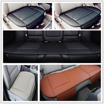 Four Seasons car Seat Mat Cushions pad Styling Cover For BMW E34 F10 F20 E92 E38 E91 E53 E70 X5 M M3 E46 E39 E38 E90 image
