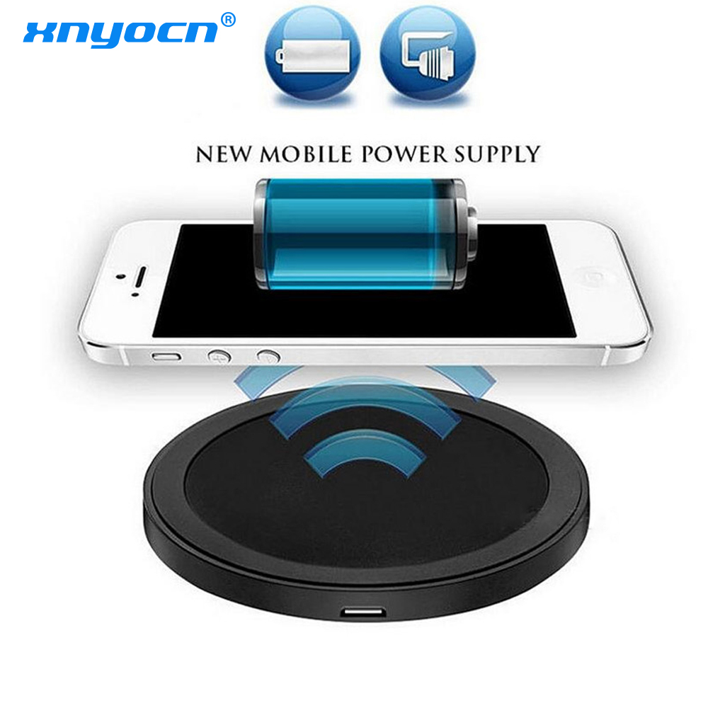 Original Charging Pad Wireless Charger for SAMSUNG Galaxy S6 Edge S7 for Nokia Lumia 1520 HTC 8X LG G4 For Google Nexus6/5/4