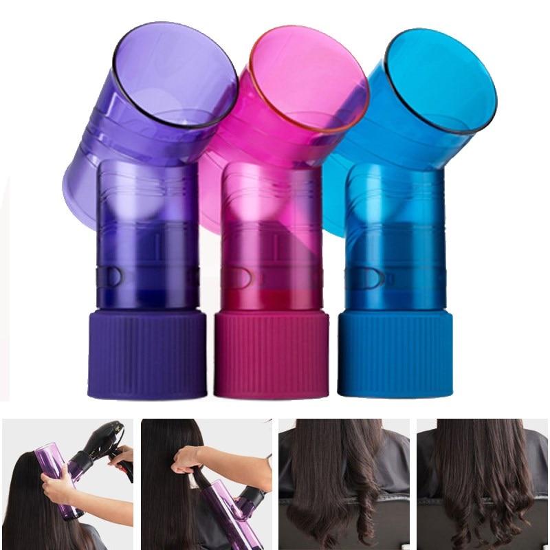 Hair Dryer Magic Curls Hair Dryer Cover Roller High Quality Portable Hair Dryer Diffuser Magic Wind Spin Curl Hair Tools