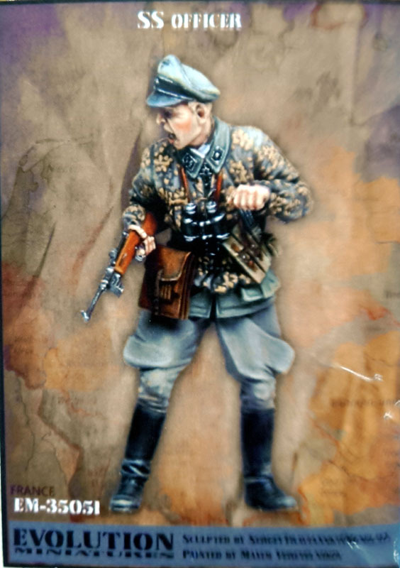 1:35 World War II German 335