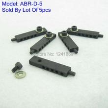 5pcs Tattoo Machine Armature Bars Tattoo Machine Parts Supply ABR-D#