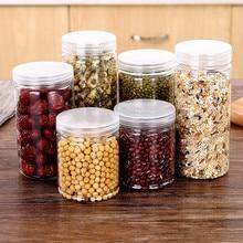 storage cup 2019 Kitchen Storage Box Sealing Food Preservation Plastic Fresh Pot Container